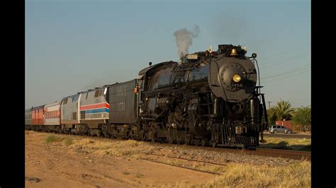 """Hi Def- Santa Fe 3751 on The """"Grand Canyon Limited""""- The"""