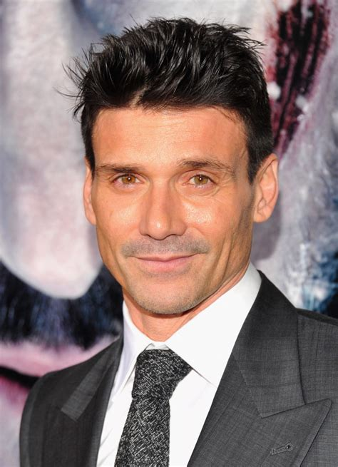 """Frank Grillo in Premiere Of """"The Grey"""" - Red Carpet 1 of 9"""
