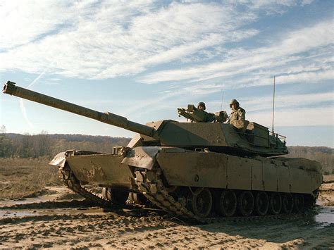 Abrams tanks are being outfitted with systems that can