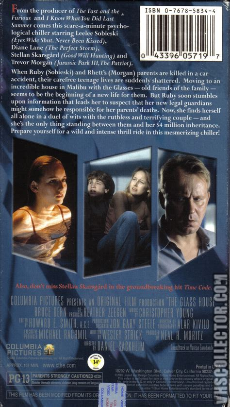 The Glass House | VHSCollector