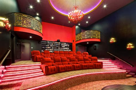 Home Theaters | Homes of the Rich