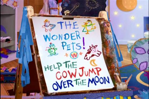 Help the Cow Jump Over the Moon | Wonder Pets! Wiki | Fandom