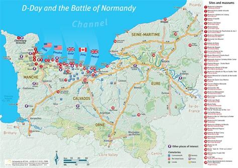1944 and the Battle of Normandy - Normandy Tourism, France