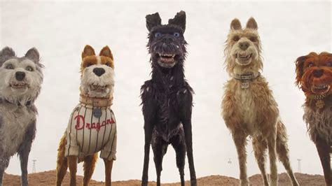 Watch The Trailer For Wes Anderson's New Stop-Motion Fi