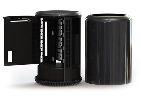 Build yourself a Hackintosh Mac Pro with this case