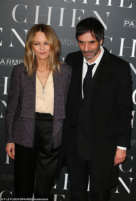 Vanessa Paradis gets MARRIED to director beau Samuel