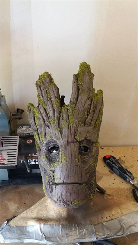 Incredibly Realistic 'Groot' Costume That Costs Less Than