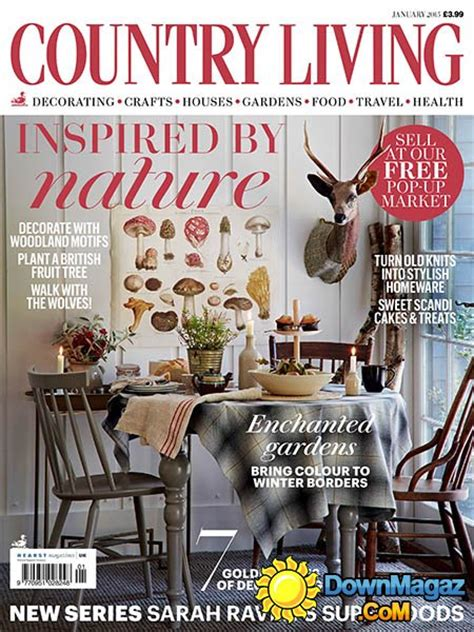 Country Living UK - January 2015 » Download PDF magazines