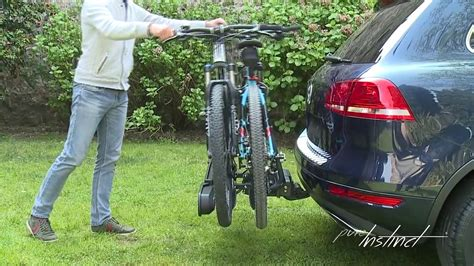 Peruzzo 708 Pure Instinct Towbar Mounted Cycle Carrier