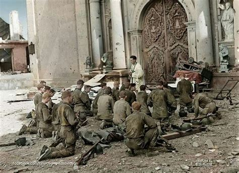 Manila's Liberation 1945 | Philippines, American soldiers