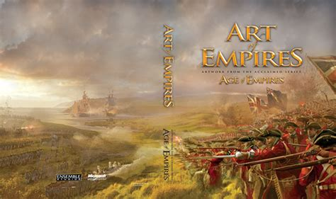 Age of Empires III Collectors Edition Art Book on Behance