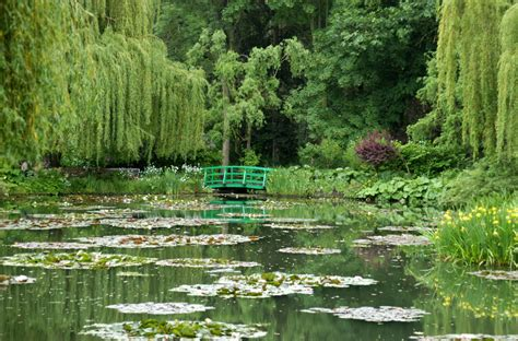 See Monet's Garden in Giverny, France