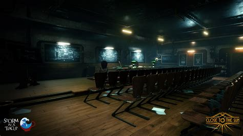 Close to the Sun is the latest PC title exclusive to the
