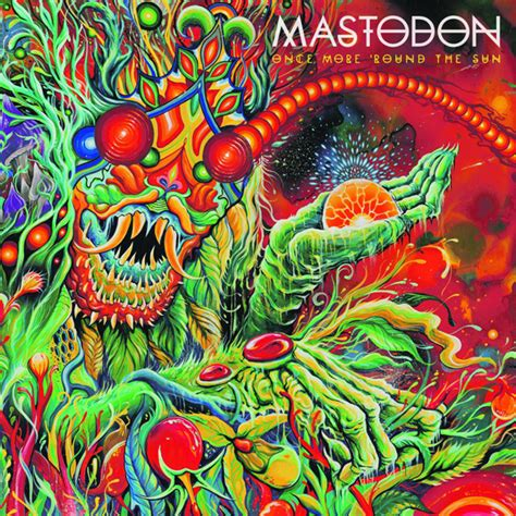 Mastodon - Once More 'Round The Sun (Album Review