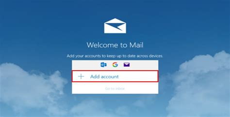 How to use the Windows 10 Mail app to access Gmail, iCloud