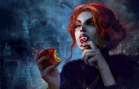 Vampire: The Masquerade - Coteries of New York is a Twisty
