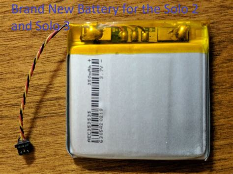 New Replacement Battery for Dre Beats Solo 2 and Solo 3