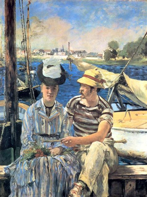 Manet Paintings Reproductions 1
