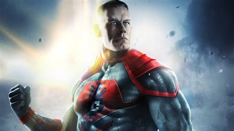 WWE Immortals: What if The Rock was a god and John Cena