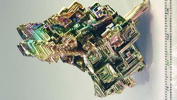 Bismuth - Uses, Pictures, Characteristics, Properties