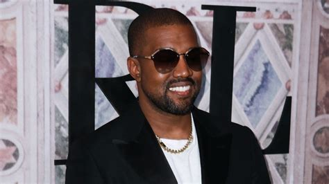 Kanye West's New Photo With Saint Proves He's the Happiest