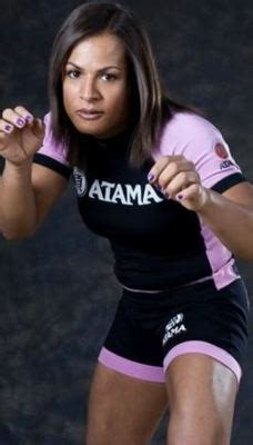 """Fallon Fox (""""Queen of Swords"""") 