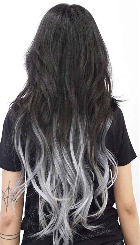 50 Ombre Hairstyles for Women - Ombre Hair Color Ideas