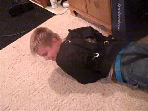 Fat Kid Spazzes out in Straight Jacket - YouTube